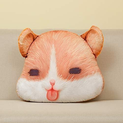Plush Toy Hamster Arlington Mall Pillow Cute Tucson Mall Girl Bed Couple Ra Sleeping