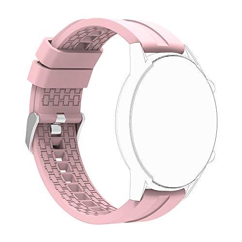 YoYoFit - Accessorio di ricambio per Smart Watch, colore: Rosa