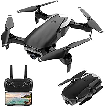 HR Foldable Quadcopter Drone With Altitude Hold