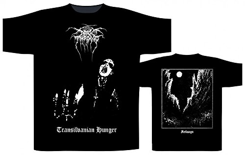 DARKTHRONE TRANSILVANIAN HUNGER T-Shirt XL