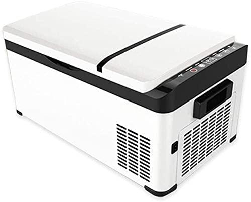 Mini refrigerador pequeño para el hogar, refrigerador para automóvil Refrigerador pequeño para automóvil de Doble Uso Refrigerador pequeño para automóvil Refrigerador pequeño para automóvil Congelado