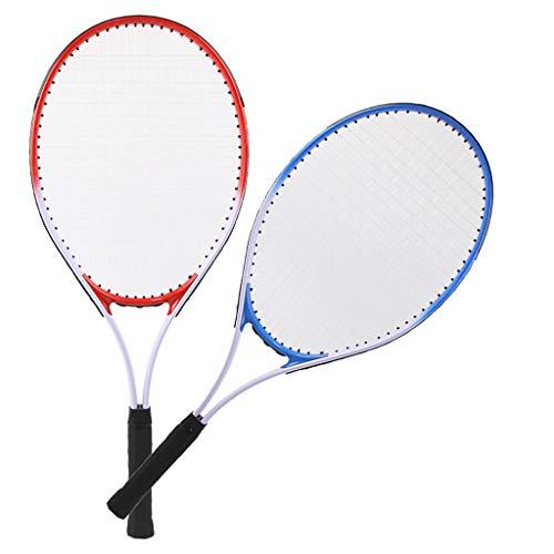 Tennis Rackets Raqueta de Tenis universitaria para Adultos: Raqueta de Equilibrio de Cabeza de encordado para Principiantes, 26 Pulgadas (Aproximadamente 68,5 cm)