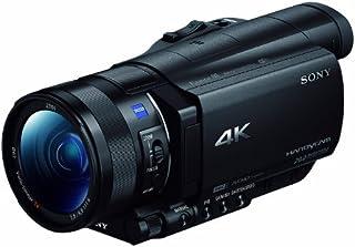 Sony 4K Handycam Camcorder , Black , FDR-AX100E