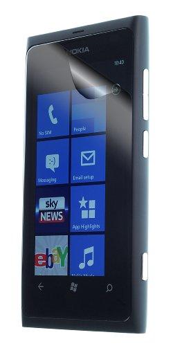 Works with Nokia SP-NOK01B - Protector de pantalla para Nokia Lumia 800,...