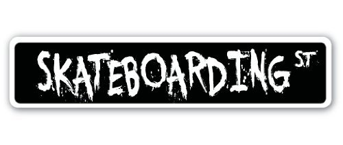 Mesllings Skateboarding Street Sign Wielen hellingen Gear Lagers Vrachtwagens | Binnen/buiten | 6