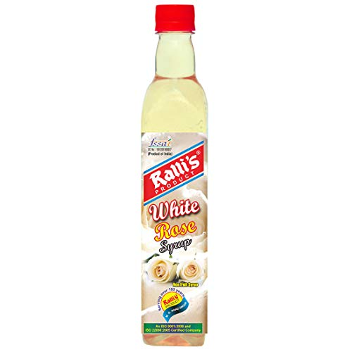 Ralli's White Rose Syrup 500ml.