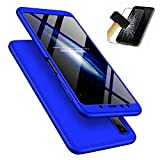 Samsung Galaxy A9 2018 Case, Ultra-Thin Case with [Tempered