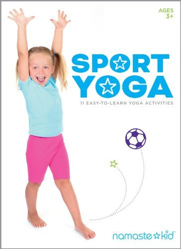 Sport Yoga - DVD for Kids Ages 3+ by Sarah Wells