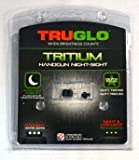 TRUGLO Rex Zero 3-Dot Front & Rear Night Sight Set