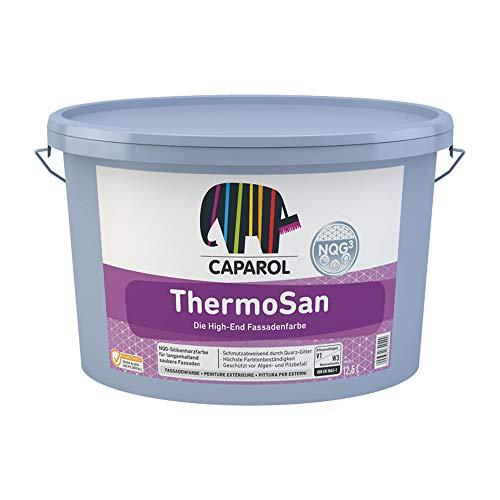 Caparol Fassadenfarbe ThermoSan NQC weiss 12.5 Liter