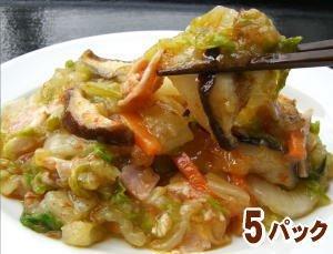 白菜とベーコンの椎茸ピリ辛 5食惣菜 お惣菜 おかず 惣菜セット 詰め合わせ お弁当 無添加 京都 手つくり