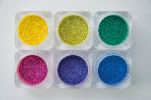 Naked Cosmetics Mineral Eye Shadow Shock Effect - maquillage ombre a paupiere