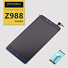 Replacement for ZTE Grand X MAX 2 LTE Z988 6.0'' Assembly Touch Screen Digitizer LCD Display Full Replacement Part