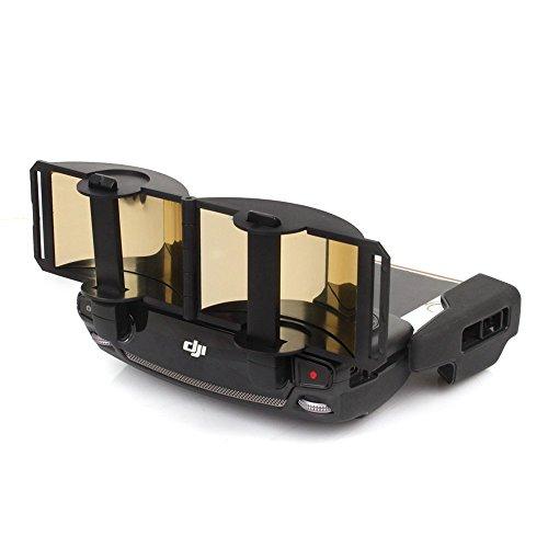 Flycoo Antena de señal parabólica Plegable actualizada Rango de señal Booster Controlador...