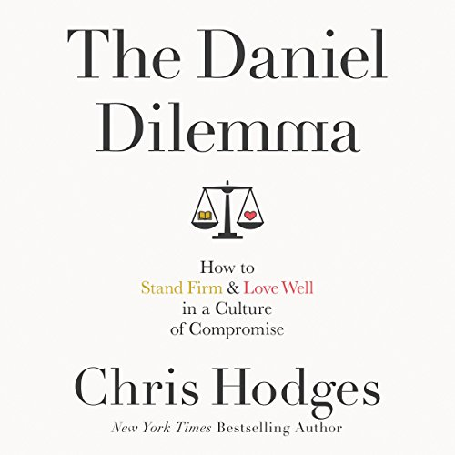 The Daniel Dilemma audiobook cover art