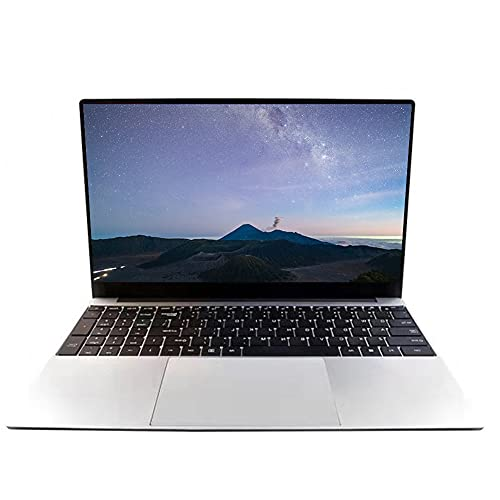 15.6 Zoll Laptop Notebook, Full HD 1920 x 1080, Intel Celeron J4125/J4115 Quad Core CPU, 8GB RAM 128GB SSD, Windows 10 Pro OS, Microphone, Wi-Fi, Entertainment Laptop