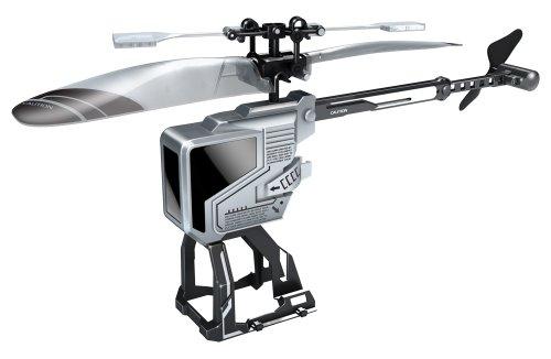 Silverlit Heli Cube 2-Kanal-Fernbedienung Gyro Hubschrauber (farblich Sortiert)