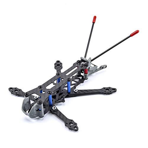 "FPV Roma F4 4"" 175 mm Racing - Freestyle Drone Frame Kit Fibra de Carbono"