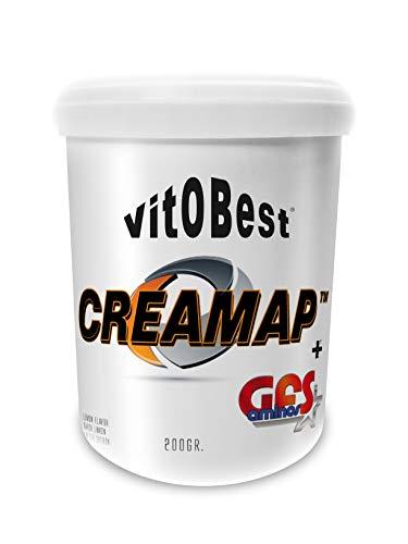Suplemento Creatina CREAMAP + GFS AMINOS - Suplementos Deportivos - Vitobest (200 g)