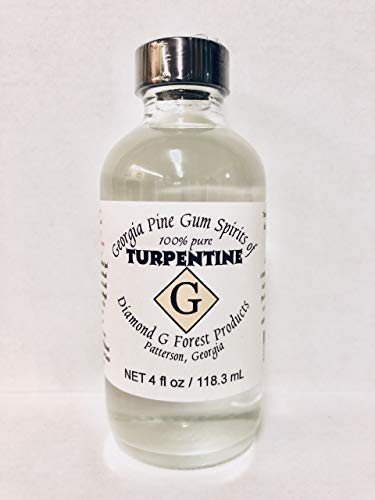 DIAMOND G FOREST PRODUCT Pure Gum Spirits of Turpentine