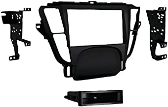 Metra 99-7808B 2009 - 2014 Acura TL Single or Double-DIN Installation Kit