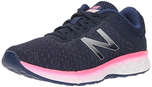 New Balance Women's Kaymin V1 Fresh Foam Running Shoe, Pigment, 11 D US
