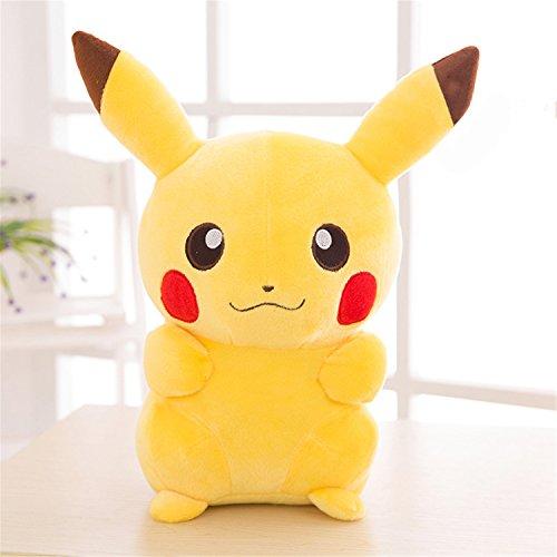 Peluche Pokemon Pikachu, idea regalo di compleanno per bambini, Natale, giorno di San Valentino