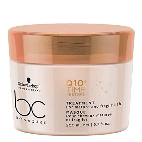 Schwarzkopf Professional Bc Q10 Time Restore Treatment, Gold, 200 ml