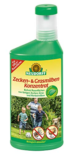 Neudorff Zecken- & Grasmilben Konzentrat
