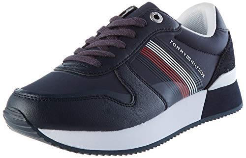 Tommy Hilfiger Womens Annie 2C3 Sneaker, Desert Sky, 41 EU