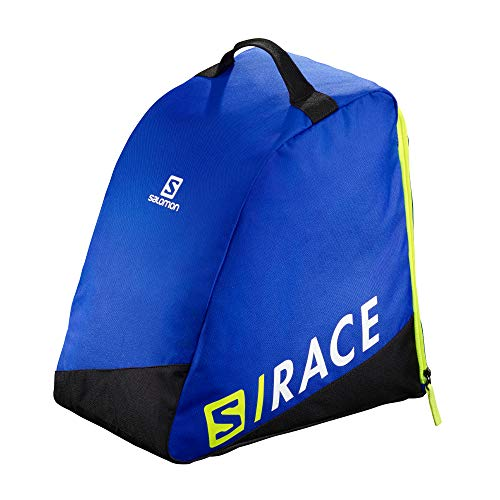 SALOMON(サロモン) スキー ブーツバッグ ORIGINAL BOOTBAG (オリジナル ブーツバッグ) LC1171400 RACE BLUE/NEON YELLOW SCFL NS