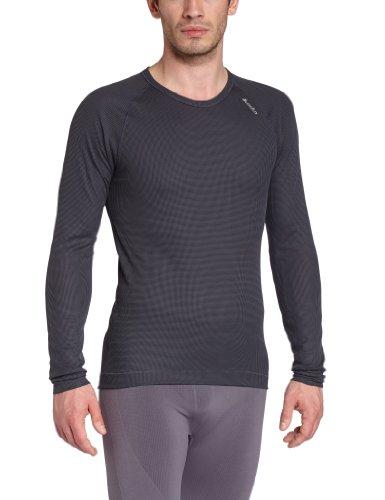 Odlo Sous-vtements de ski Haut Homme bne gris noir S