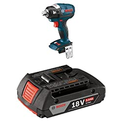 cordless impact driver with adjustable torque