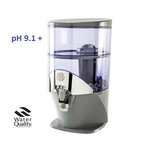 PiMag Waterfall Nikken 5 litros Filtro Purificador de Agua, Mineraliza, Ioniza, Regula PH