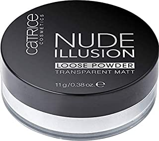 Catrice Mattifying Nude Illusion Loose Powder - Translucent Powder, Flawless Finish