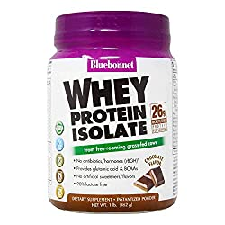 professional Blue Bonnet Nutrition, Whey Protein Isolate, Grass Fed Whey, 26g Protein, None …
