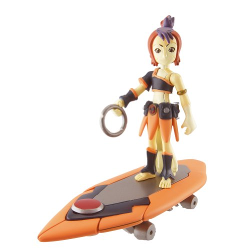 Thundercats - 84005 - Figurine à Collectionner - 10 cm - Kit W/Space Bord