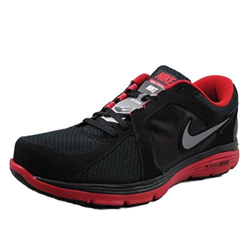 Nike Dual Fusion Run Running Shoes - 7.5 - Black, Medium