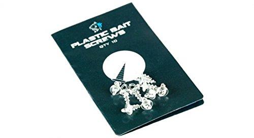 Nash Plastic Bait Screws T8049 Baitscrew Bait Screw Angelzubehör