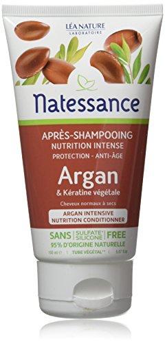 NATESSANCE Nutrition Intense Argan Conditioner 150ml - 2er Pack (2 x 150 ml)