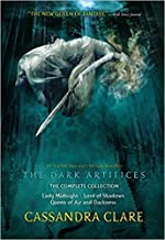 The Dark Artifices Box Set the Complete collection Lady Midnight Lord of Shadows Queen of Air and Darkness Paperback 14 No...