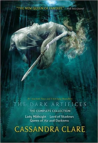 The Dark Artifices Box Set the Complete collection Lady Midnight Lord of Shadows Queen of Air and Darkness Paperback 14 Nov 2019