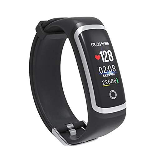 Nuevo 0.96 pulgadas M4 salud sueño Monitoreo impermeable deportes reloj moda pulsera inteligente hombre y mujer