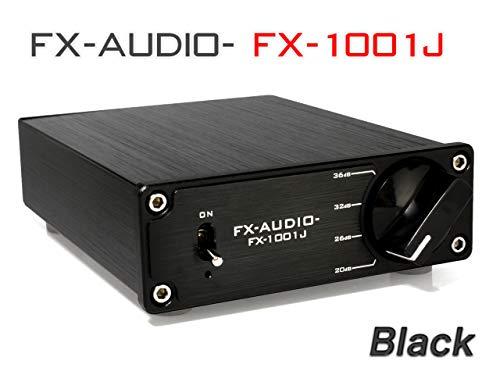 『FX-AUDIO- FX-1001J TPA3116デジタルアンプIC搭載 PBTL モノラル パワーアンプ 100W×1ch ParallelBT (ブラック)』の2枚目の画像
