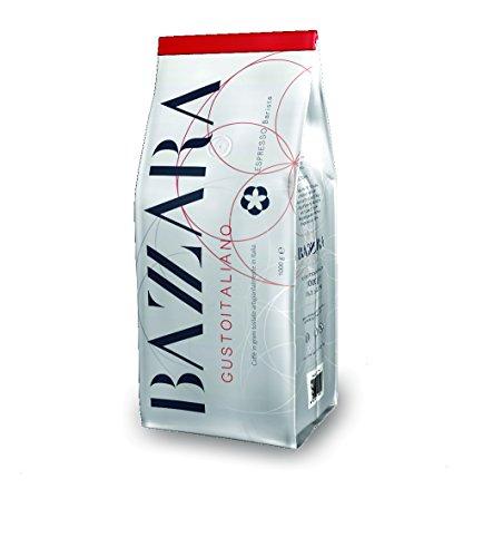 Kaffeebohnen Italien Bazzara Silver Blend / Neu! Jetzt heisst dieser Gusto Italiano