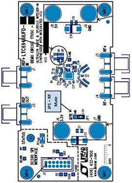Clock Timer OFFicial site Development Tools LTC6946-3 Board Ultralow - Sale Special Price Demo