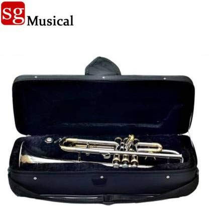 SG Musical Brass Standard Bb Trumpet WITH Carry Bag Bb Trumpet