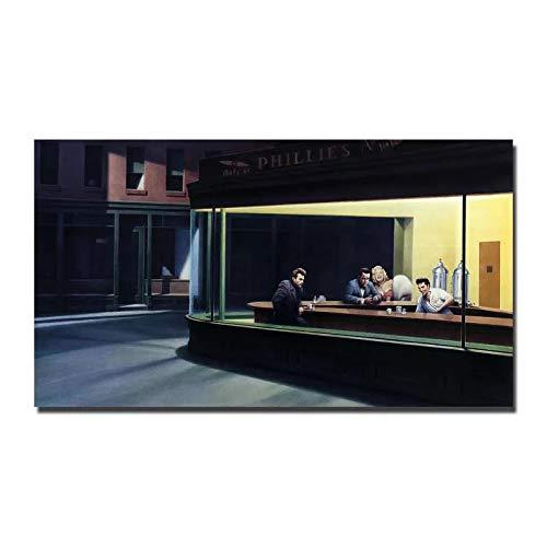 qianyuhe Cuadros artísticos de Pared Carteles e Impresiones Boulevard of Broken Dreams Cartel artístico decoración del hogar 60x90cm (24x36inch