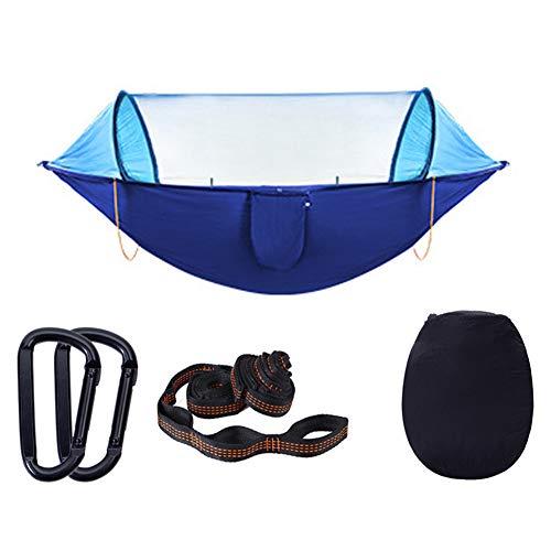 LXIN - Mosquitera al aire libre, plegable, portátil, plegable, portátil, de camuflaje, para viajes, senderismo, colgar, para acampada, B