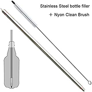 NOFDA 304 Stainless Steel homebrew Wine Beer Bottling 13.7